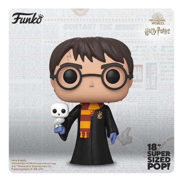 Funko Pop 18 inch Harry Potter (Excluded from free shipping)