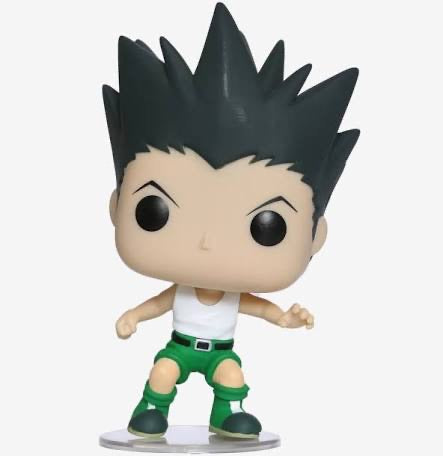 Funko Pop Animation Hunter X Hunter Gon Freecs (Hot Topic Exclusive)