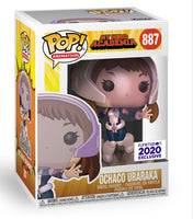 **Pre-Order** Funko Pop Animation My Hero Academia Ochaco (Masked) (Funimation Exclusive) not valid for free shipping.