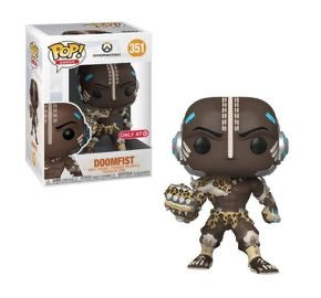 Funko Pop Games Overwatch Leopard Doomfist (Target Exclusive)