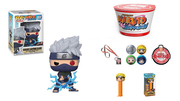 Funko Box Naruto Ramen Shop (GameStop Exclusive)