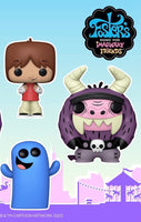 **Pre-Order** Funko Pop Animation Fosters Home Bundle of 3