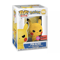 **Pre-Order** Funko Pop Games Pokemon Pikachu Flocked (NYCC 2020 Shared Exclusive)
