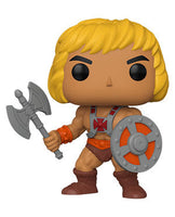 "** Pre-Order **  Funko Pop Animation Masters Of The Universe 10"" He-Man"