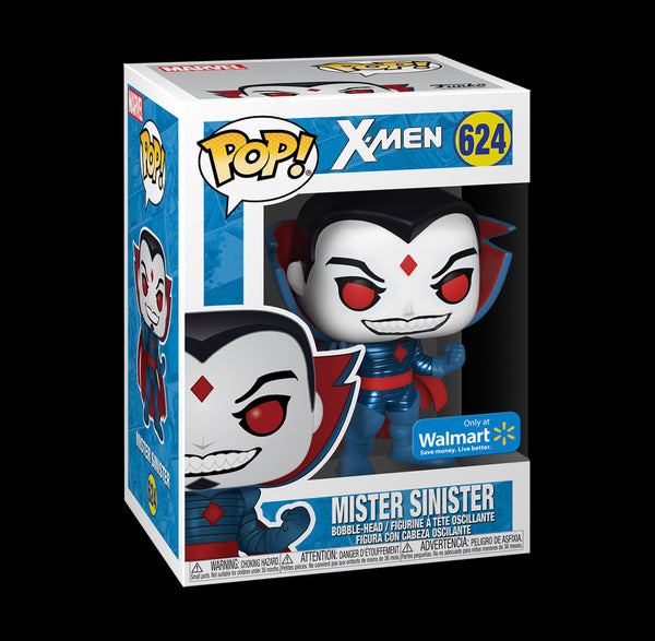 Funko Pop X-Men Mister Sinister (Walmart Exclusive)