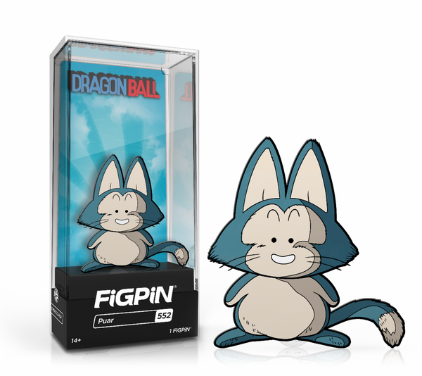 Figpin Dragon Ball Puar Limited Edition of 3000