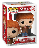 **Pre-Order**  Funko Pop TV! Mad TV Alfred E Neuman