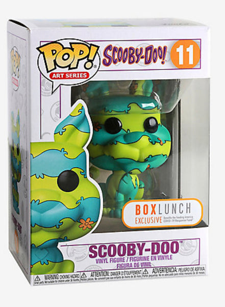 Funko Pop Animation Scooby Doo (Boxlunch Exclusive)