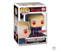 ** Pre-Order ** Funko Pop TV! The Boys Homelander Glowing Eyes (Target Exclusive)