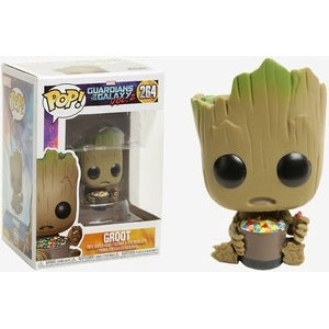 Funko Pop Guardians of the Galaxy Groot