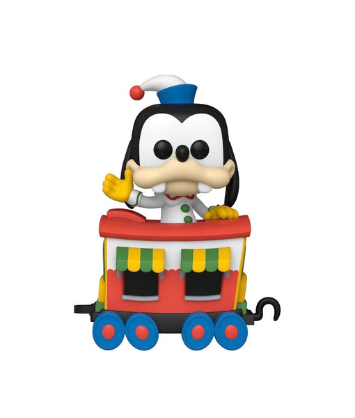 Funko Pop Disney Goofy on the Casey Jr Train (Funko Shop Exclusive) Not valid for free shipping