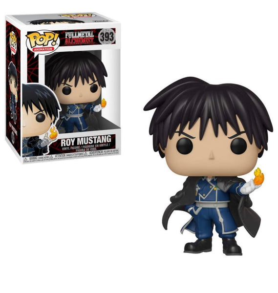 **Pre-Order** Funko Pop Animation Full Metal Alchemist Roy Mustang