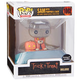 Funko Pop Movies Sam with Pumpkin & Sack (Spirit Halloween Exclusive)