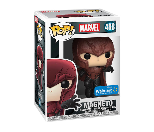 Funko Pop Marvel X-men Magneto (Walmart Exclusive)