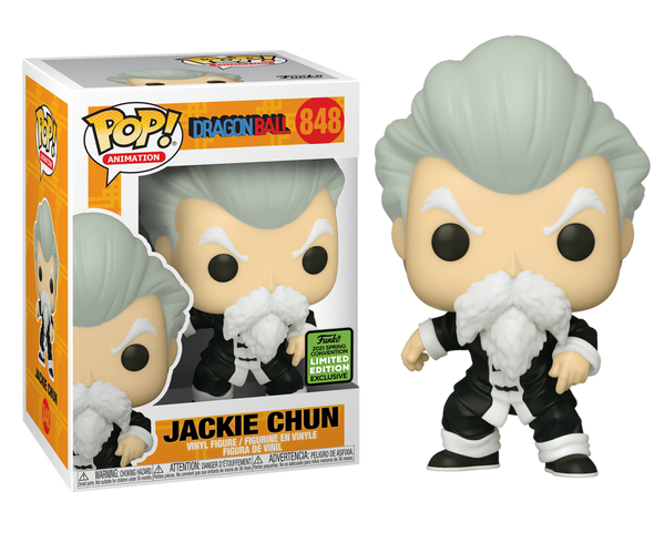 **Pre-Order** Funko Pop Animation Dragon Ball Jackie Chun (2021 ECCC Shared Exclusive) Not valid for free shipping