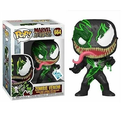 **Pre-Order** Funko Pop Marvel Zombies Venom (GameStop Exclusive) Not valid for free shipping