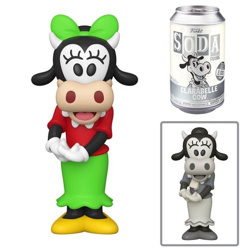 **Pre-Order** Funko Vinyl Soda Disney Clarabelle Cow With A Chance At A Chase