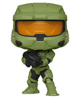 Funko Pop Games Halo Infinite  Master Chief With MA40 Assault Rifle
