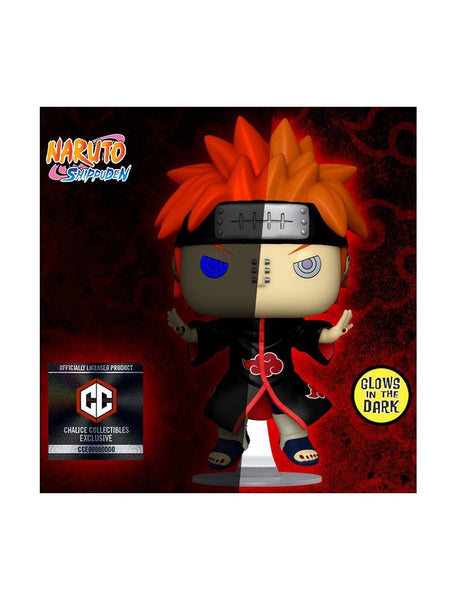 Funko Pop Animation Naruto Shippuden Pain GITD (Chalice Exclusive) not valid for free shipping