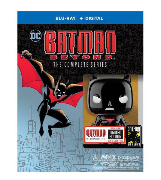 Batman Beyond Limited Edition with Pop