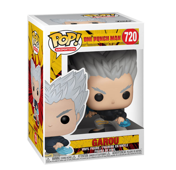 Funko Pop Animation One Punch Man Garou Flowing Water