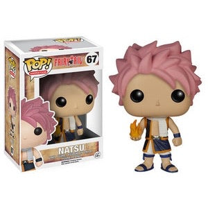 Funko Pop Animation Fairy Tail Natsu