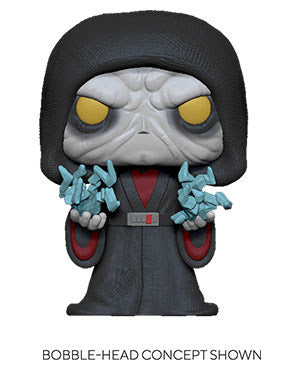**Pre-Order** Funko Pop Star Wars Revitalized Palpatine