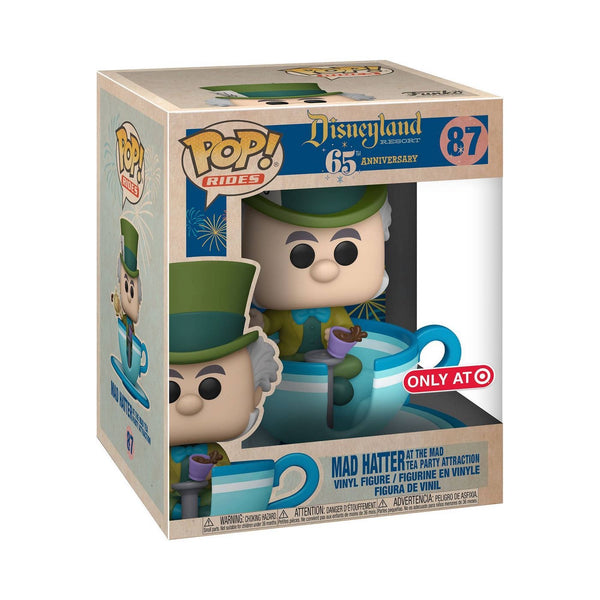 Funko Pop Disney 65th Anniversary Mad Hatter in Teacup (Target Exclusive)