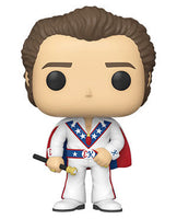 Funko Pop Icons Evel Knievel with Cape