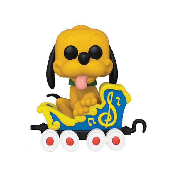 Funko Pop Disney Pluto on the Casey Jr Train (Funko Shop Exclusive) Not valid for free shipping