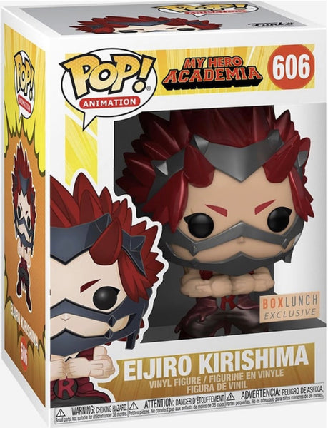 **Pre-Order** Funko Pop My Hero Academia Kirishima Metallic (Boxlunch Exclusive)