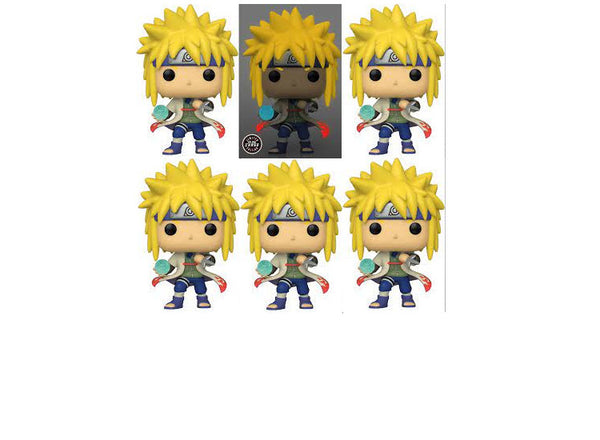 **Pre-Order** Funko Pop Animation Naruto Shippuden Minato Namikaze Rasengan 6 Pack (AAA Exclusive) Not Valid for free shipping)