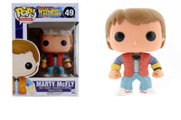 **Pre-Order** Funko Pop Movies Back To The Future Marty