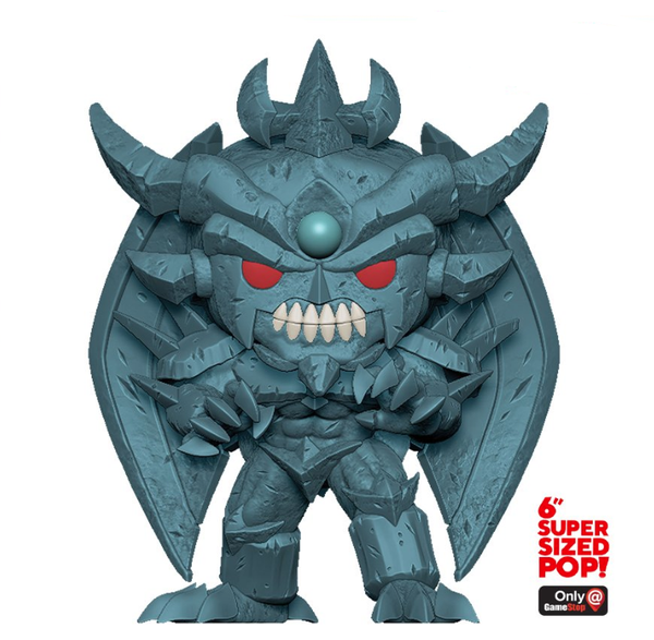 "**Pre-Order** Funko Pop Animation Yu-Gi-Oh   6"" Obelisk The Tormentor (GameStop Exclusive)"