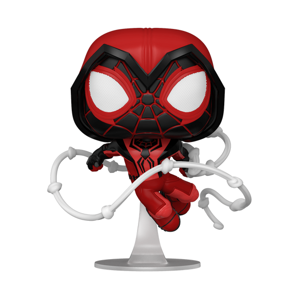 **Pre-order** Funko Pop Marvel Spider-Man (Crimson Cowl Suit)