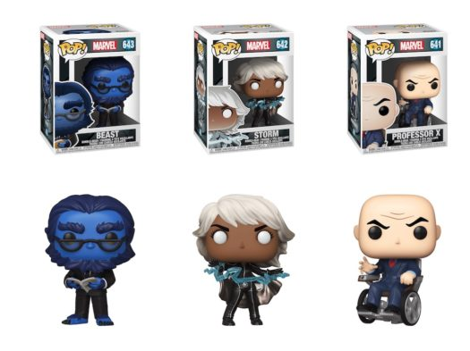 Funko Pop Marvel X-Men 20th Anniversary Pops Bundle (Enter Free Shipping in the Promo box at checkout valid in the USA only)
