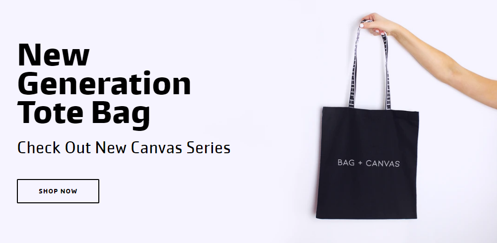 WHOLESALE CANVAS BAGS - THE VERSATILE AND AFFORDABLE BAGS