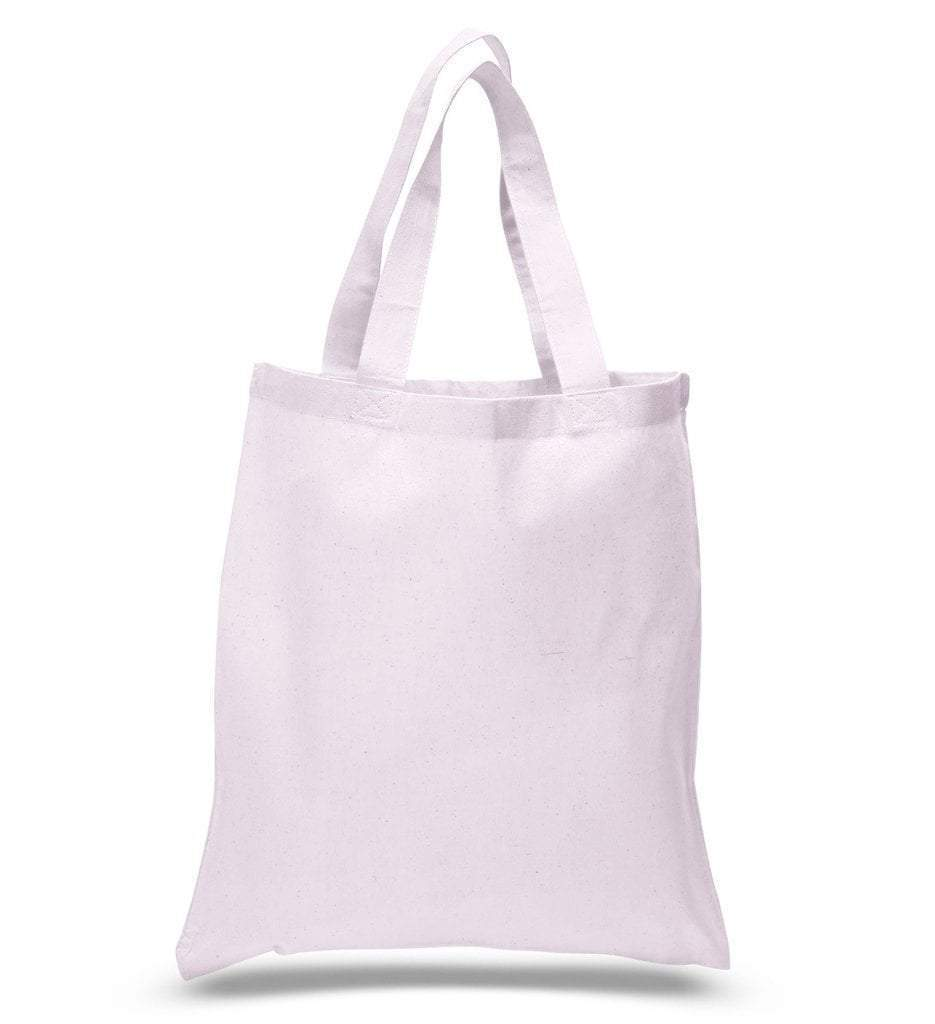 Custom Cotton Reusable Wholesale Tote Bags - BAGANDCANVAS.COM