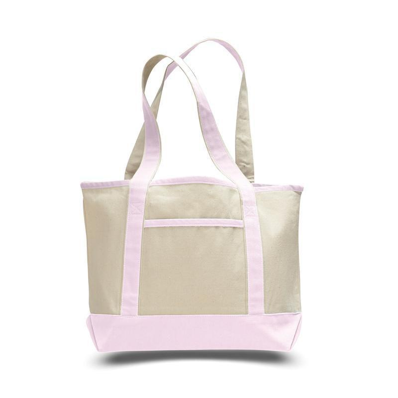 Custom Small Heavy Canvas Tote Bag - BAGANDCANVAS.COM
