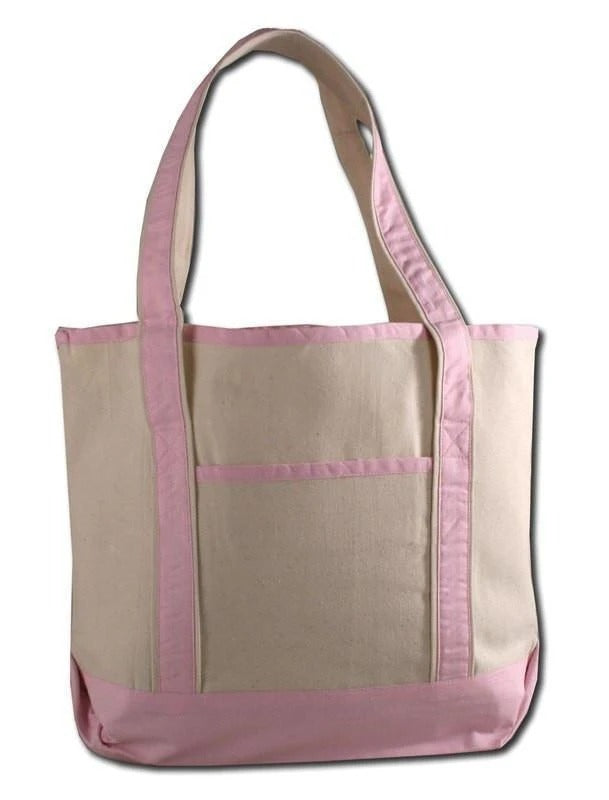 Small Heavy Canvas Tote Bag - BAGANDCANVAS.COM