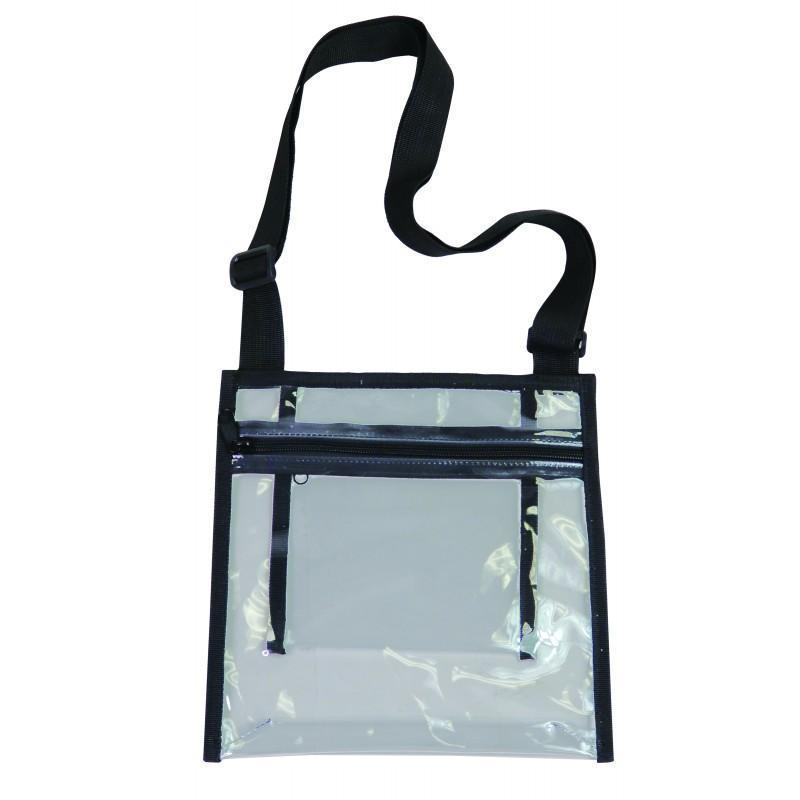Clear Cross Body Bag - BAGANDCANVAS.COM