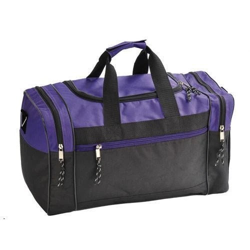 Discounted Polyester Duffel Bag - BAGANDCANVAS.COM