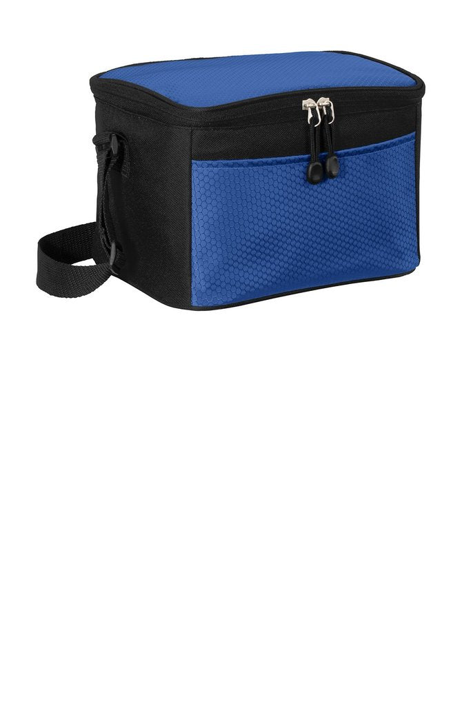 6-Can Cube Cooler Lunch Bag - BAGANDCANVAS.COM