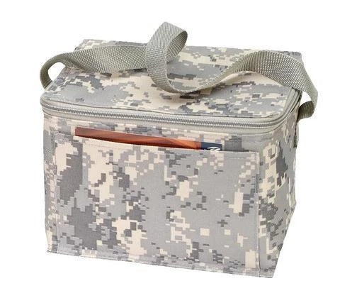 Digi Camo Cooler Bag / Lunch Bag - BAGANDCANVAS.COM