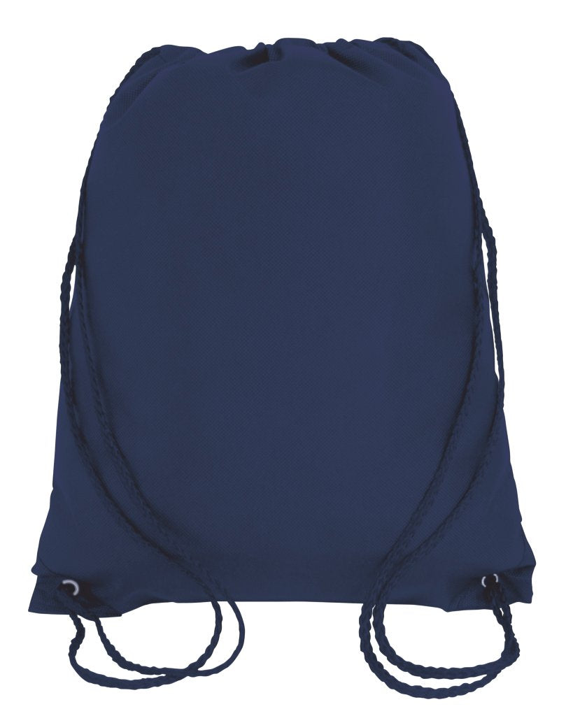 Non-Woven Polypropylene Drawstring Backpack - BAGANDCANVAS.COM