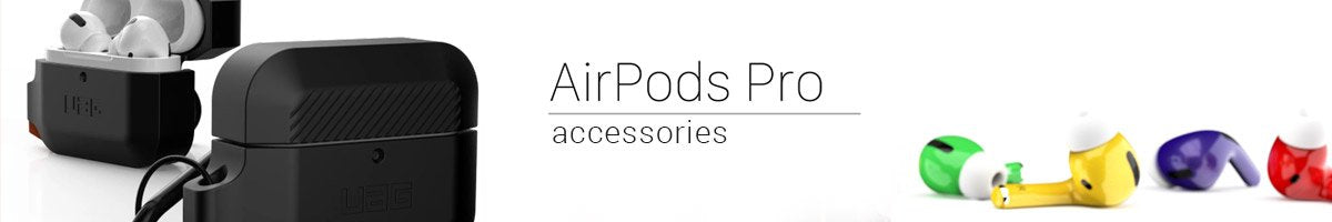 Airpods Pro Cases, Accessories, wireless chargers and charginf cables collection Melbourne