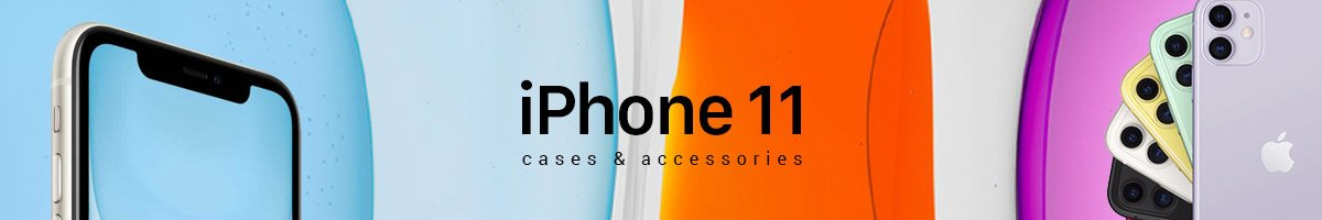iPhone 11 Collection Banner