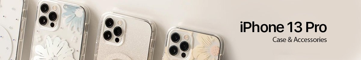 iPhone 13 Pro cases and accessories
