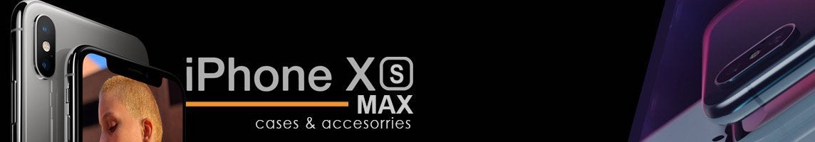 iPhone XS Max Collection Banner