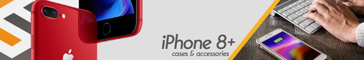 iPhone 8 Plus Collection Banner